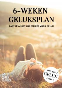 Geluk e-book | 6-weken geluksplan | Gelukplanner