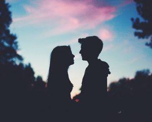 gelukkige relatie liefde geluk