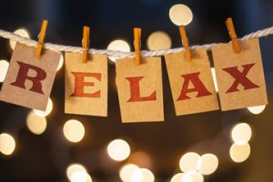 relax - ontspannen - slaap problemen