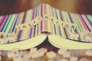 Inspiratie, inspirerende omgeving