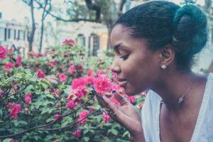 ontspannende geuren - gebruik je zintuigen